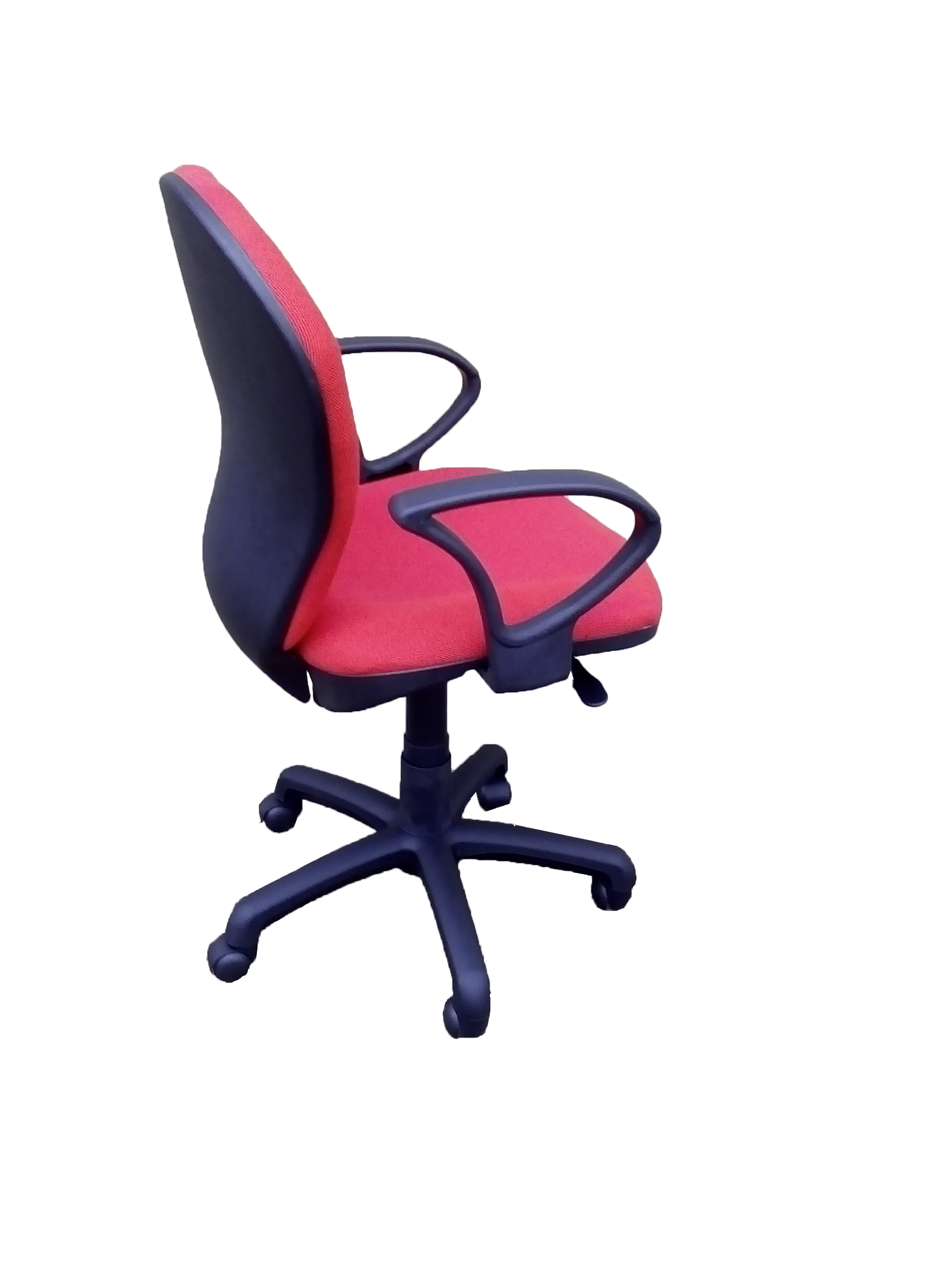 red office chairs. Sg821h-RED-secretary-office-chair-SIDE Red Office Chairs