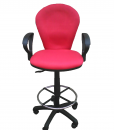 sg821T-RED-teller-chair-FRONT-